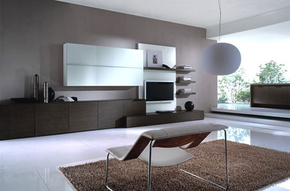 Gambar ruang tamu minimalis si momot for Moderne wohnzimmergestaltung