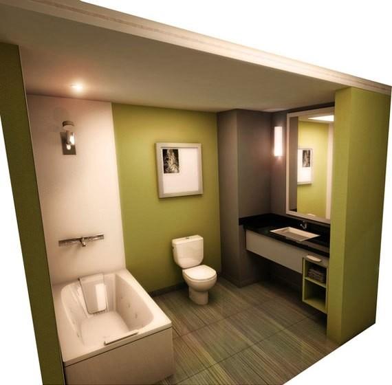 gambar desain kamar mandi kecil sederhana 2013 | SI MOMOT