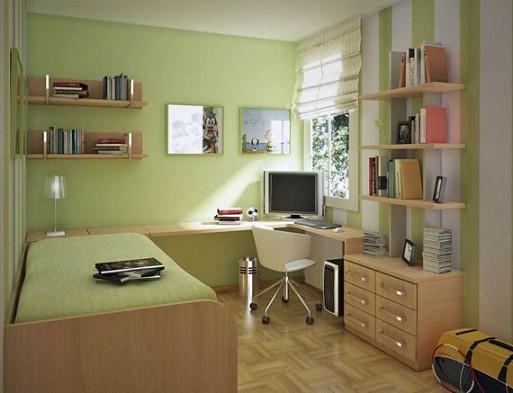 gambar design kamar tidur kecil terbaru 2013 si momot