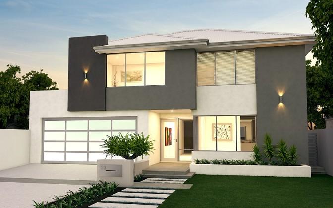 Desain Rumah Minimalis 3 Kamar Tidur Type 120