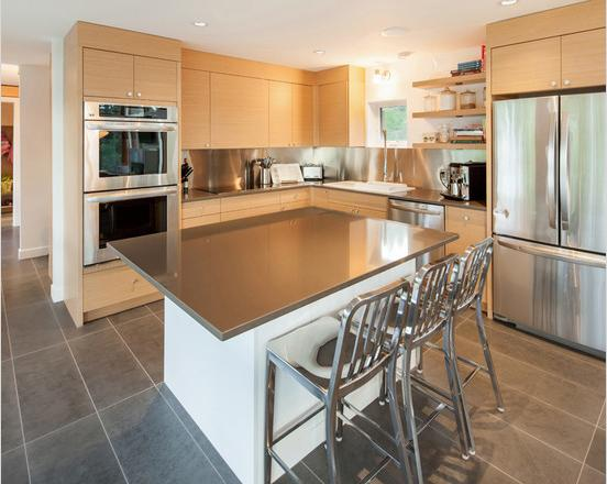 gambar dapur kecil minimalis si momot