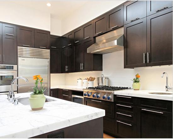 desain lemari dapur minimalis 2013