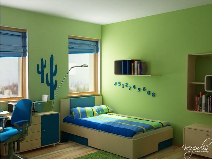 model kamar anak ask home design