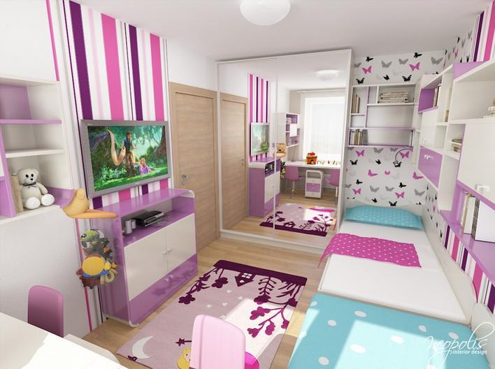 background kamar tidur