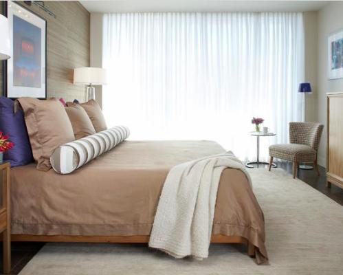 dekorasi kamar tidur utama