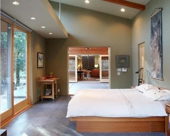 desain kamar tidur utama si momot