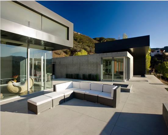 Gambar Rumah Teras Depan Dan Teras Samping  desain teras depan rumah si momot
