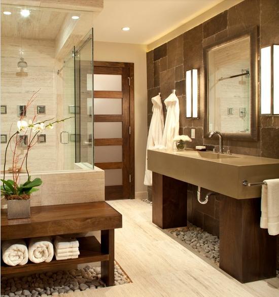 kamar mandi dari batu alam