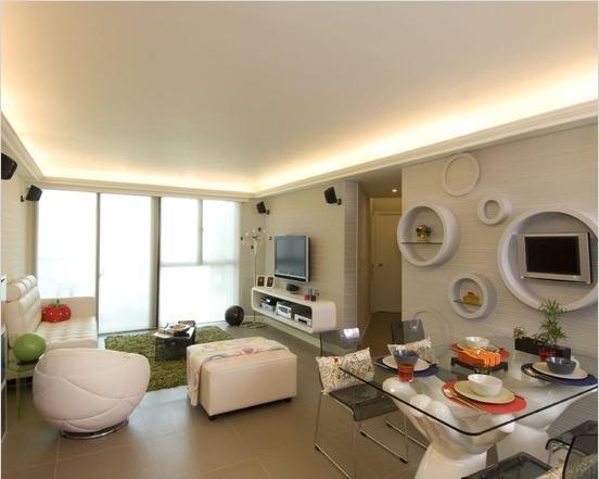 tips memilih contoh warna cat ruang tamu untuk rumah