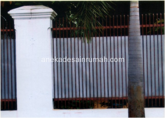 26/12/2013 641 × 457 in 109 Desain pagar dan pintu besi minimalis ...