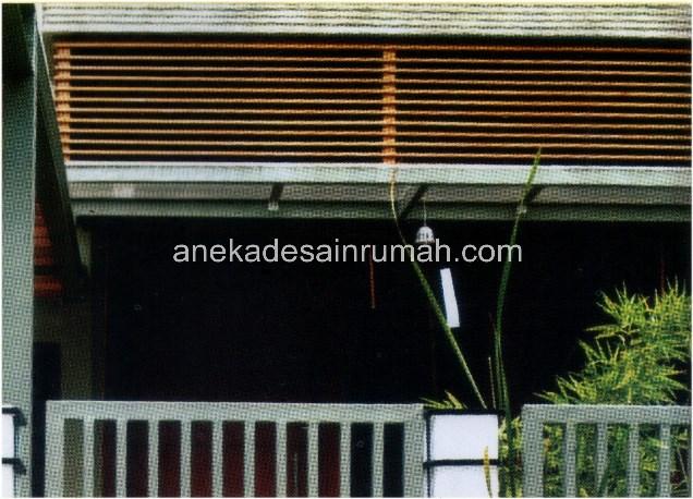 desain dan gambar pagar dan pintu besi minimalis modern
