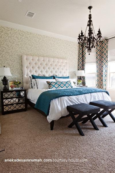 desain wallpaper dinding kamar tidur anekadesainrumah (3) – SI MOMOT