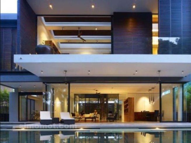 980+ Gambar Desain Eksterior Rumah Modern Gratis Terbaru