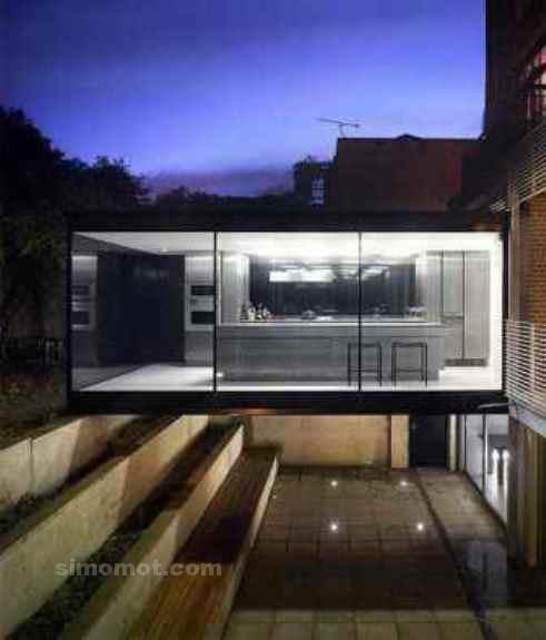 foto desain eksterior rumah minimalis modern ke 452 si
