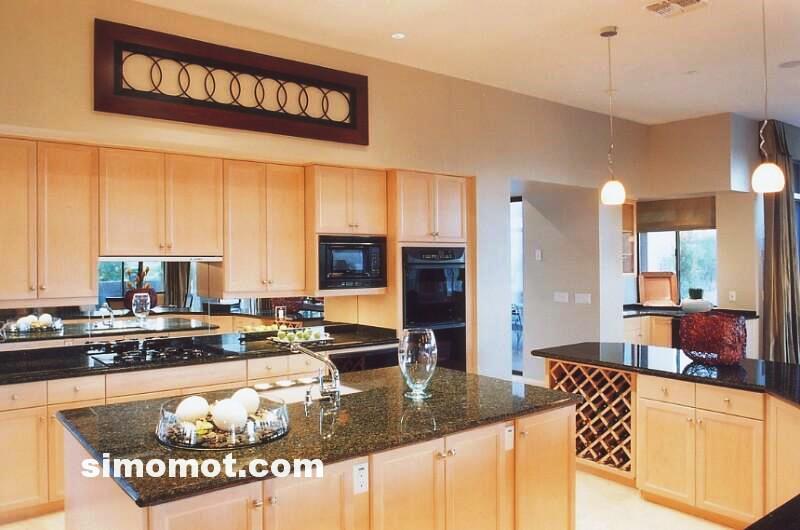 12 desain interior dapur rumah minimalis modern share