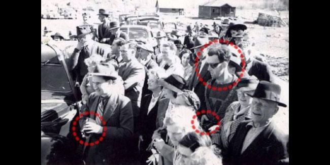 Foto Misteri Yang Belum Terpecahkan Si Momot