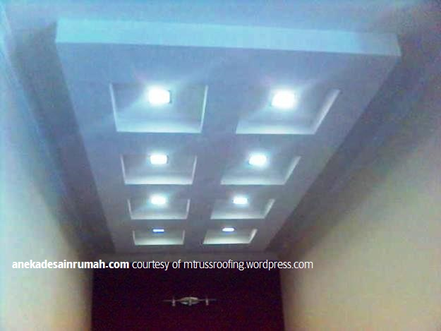 desain plafon gypsum gipsum rumah minimalis 36 gambar desain plafon ...