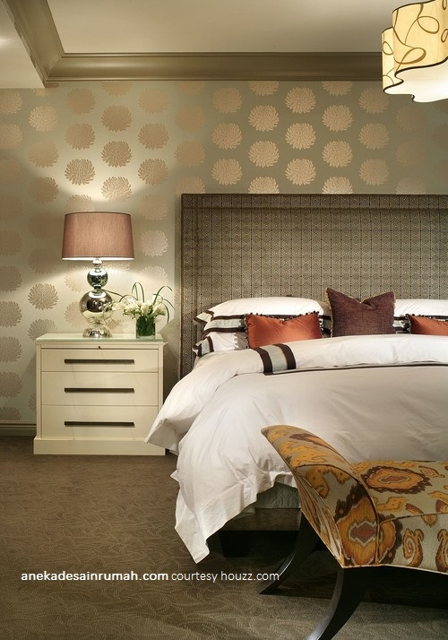 06/12/2013 500 × 714 in Gambar desain wallpaper dinding kamar tidur ...