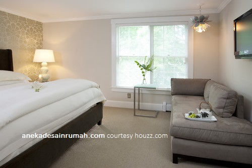 ... 334 in Gambar desain wallpaper dinding kamar tidur minimalis modern