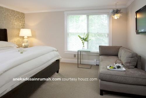 gambar desain wallpaper dinding kamar tidur modern (2)