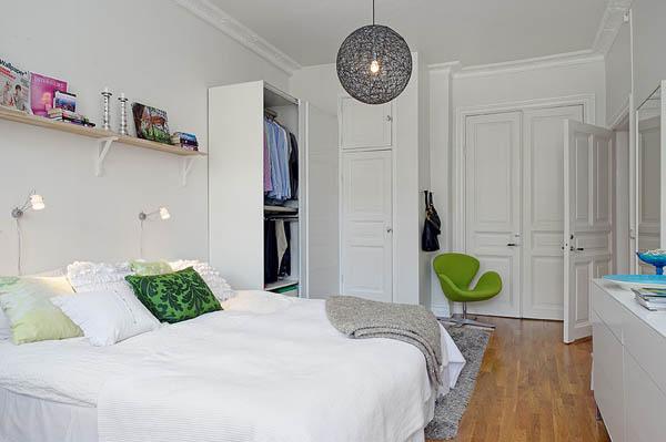 40 gambar desain dan ide agar kamar tidur kecil terkesan