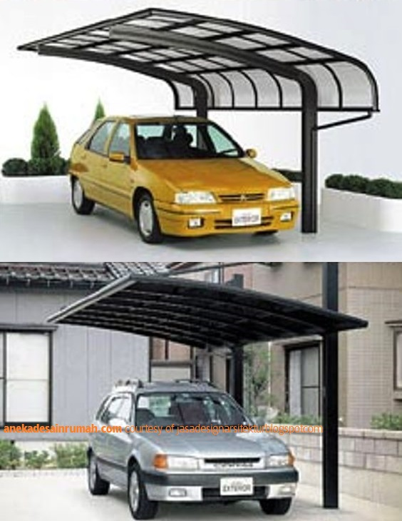 desain rumah minimalis dengan garasi mobil best ideas