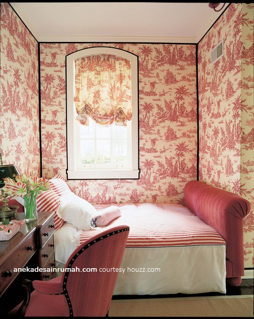 wallpaper cantik dinding kamar tidur (5) | SI MOMOT