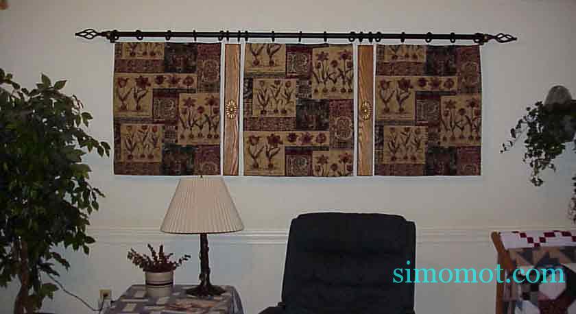 desain dinding interior rumah minimalis 538 si momot