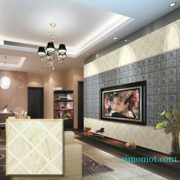 desain dinding interior rumah minimalis 59 si momot