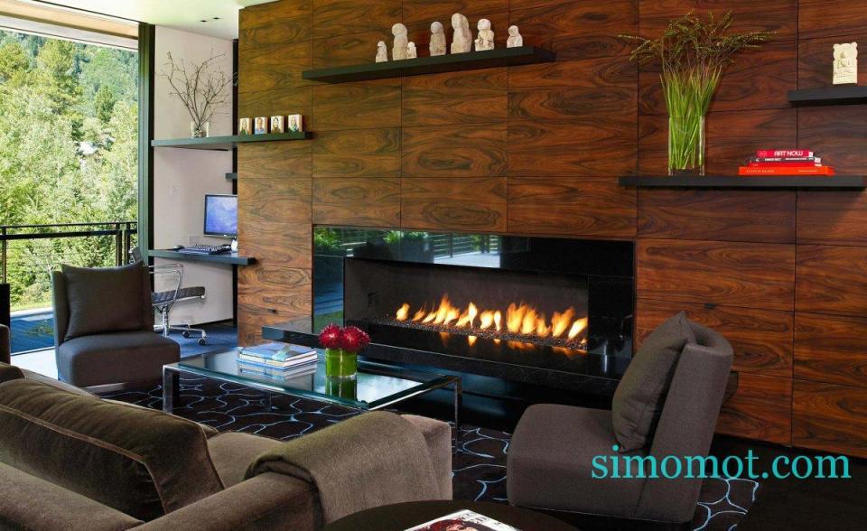 desain dinding interior rumah minimalis 609 si momot