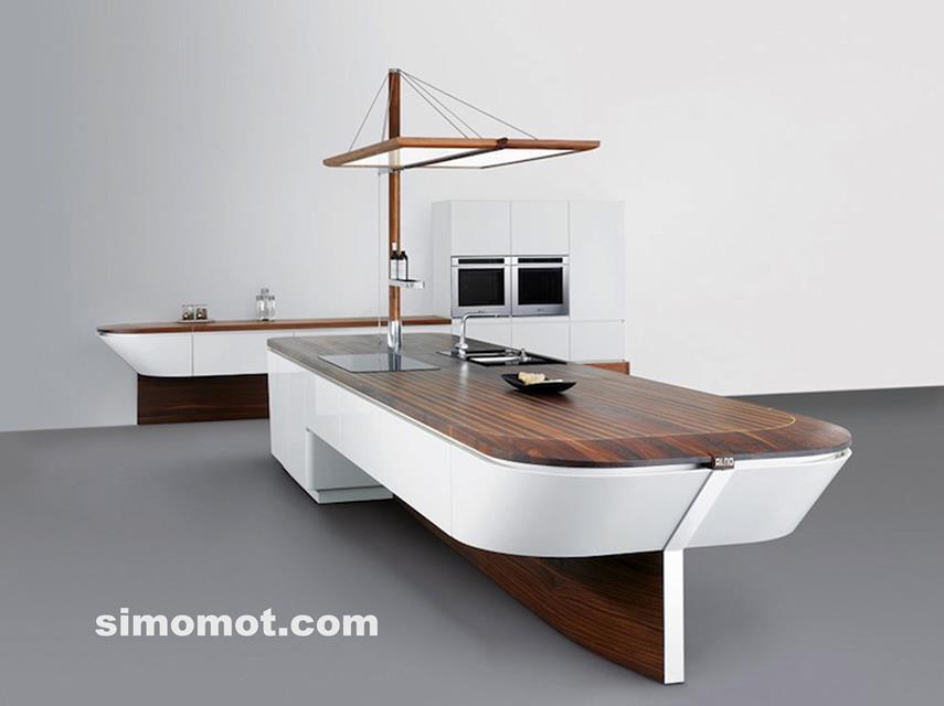 desain interior dapur minimalis modern sederhana 1 si
