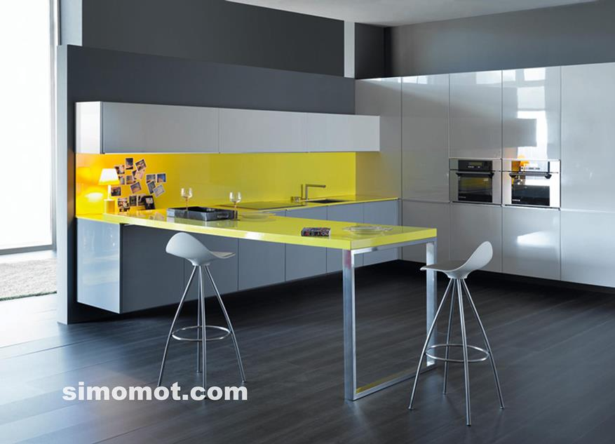 desain interior dapur minimalis modern sederhana 24 desain interior
