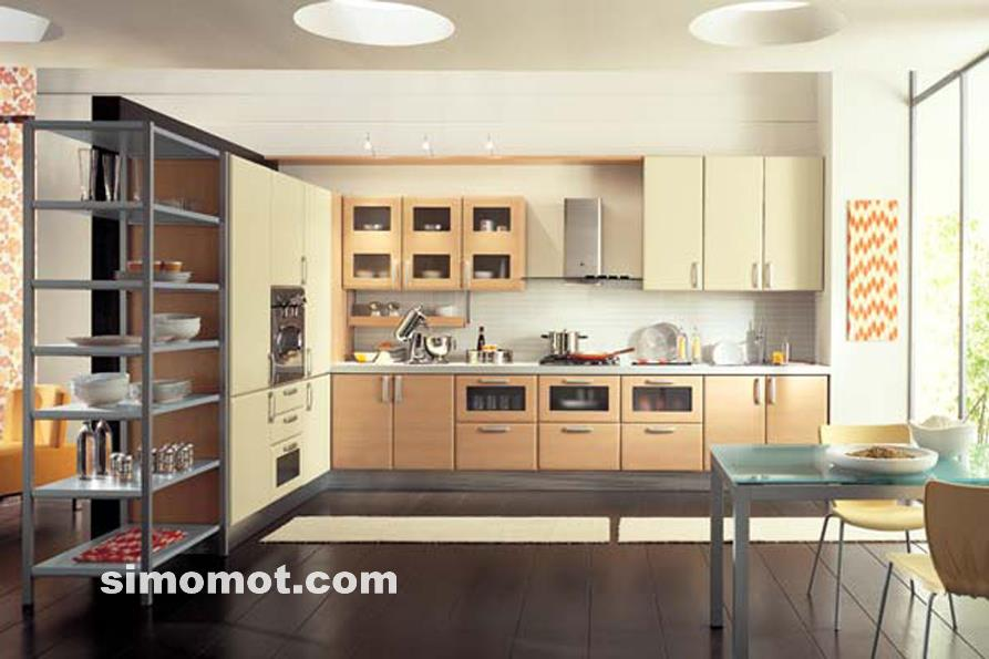 208 foto desain interior dapur minimalis sederhana trend
