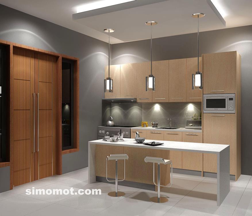 02/01/2014 877 × 749 in 208 Foto desain interior dapur minimalis ...