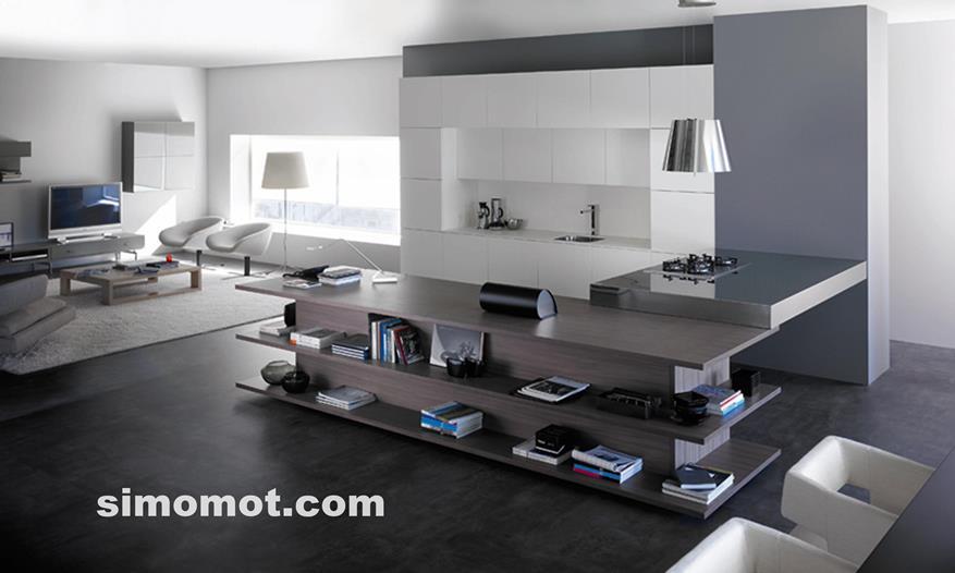 desain interior dapur minimalis modern sederhana 41 si