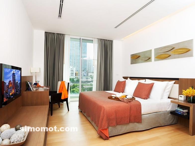 desain interior kamar tidur minimalis modern 197 si momot