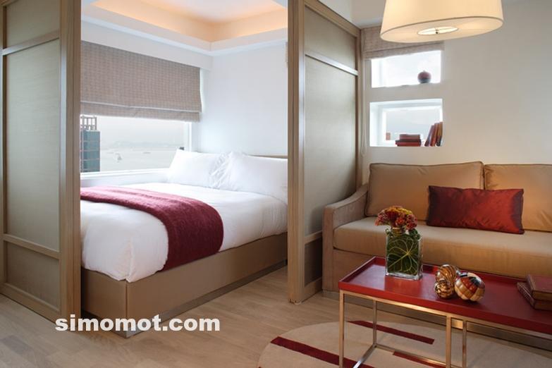 desain interior kamar tidur minimalis modern 243 si momot