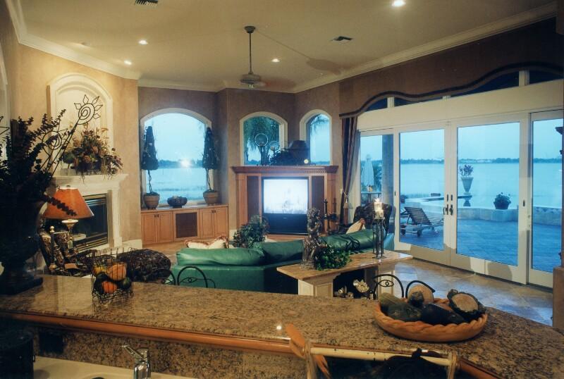 desain ruang keluarga modern minimalis dan mewah 109