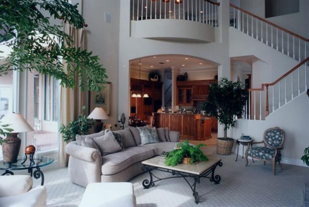 desain ruang keluarga halaman 25 si momot