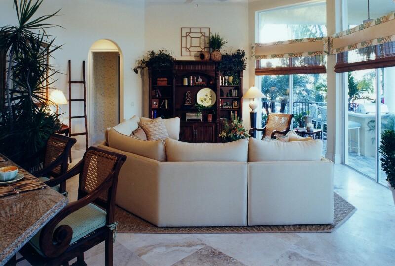 desain ruang keluarga modern minimalis dan mewah 123
