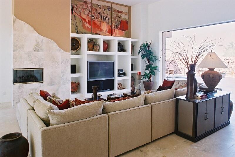 desain ruang keluarga modern minimalis dan mewah 128