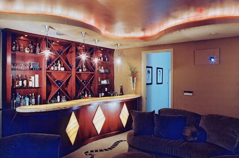 Desain Ruang Keluarga Modern Minimalis Dan Mewah 9 Si Momot sama ...