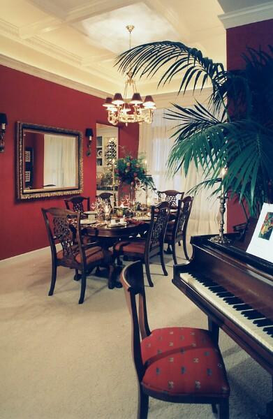 desain ruang makan rumah minimalis modern sederhana dan