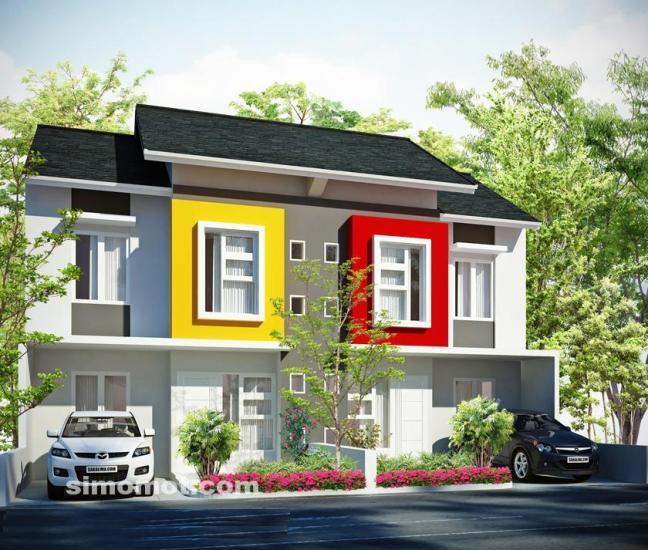 Desain Rumah Ruko Minimalis 1 Lantai baru lagi 205 foto desain eksterior rumah 2 lantai si momot
