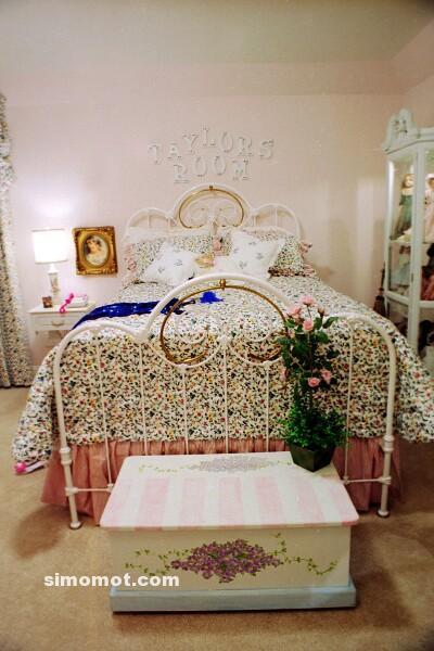 ... dan foto desain kamar tidur anak Balita, usia sekolah TK dan SD (23