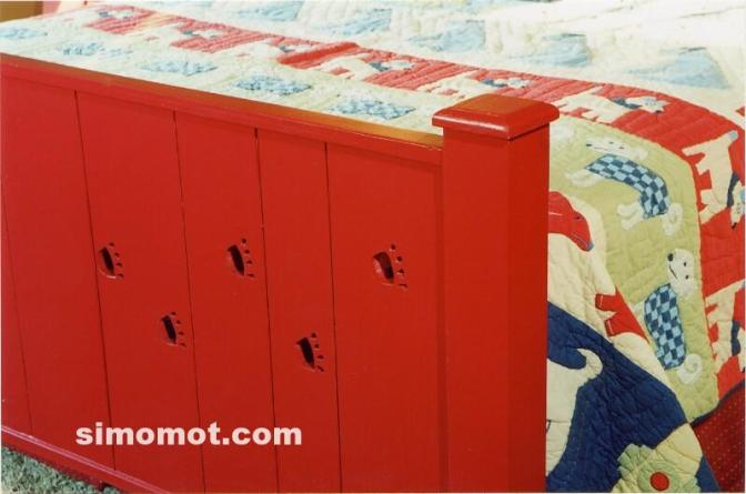 foto desain kamar tidur anak balita usia sekolah tk dan sd dan foto ...