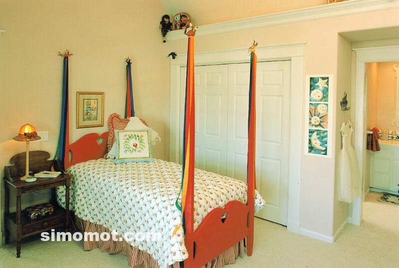 ... dan foto desain kamar tidur anak Balita, usia sekolah TK dan SD (82