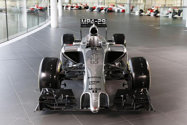 McLaren Racing Class - F1 2014 MP4-29