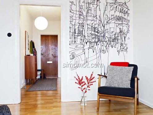 trik menata ruang di rumah minimalis si momot
