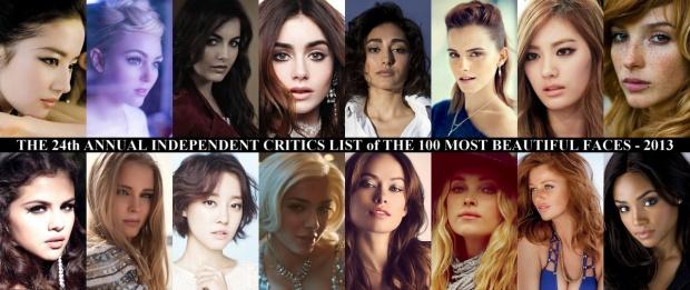 daftar wanita tercantik di dunia 2014